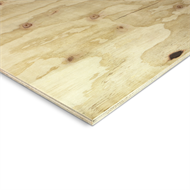 2400 x 1200mm 9mm Structural H3.2 DD J-Ply Plywood