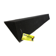Whites 900mm Fire Retardant Foam Strip Gutter Accessory