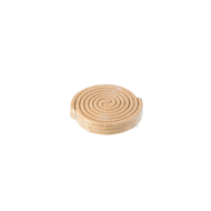 Waxworks Citronella And Sandlewood Mosquito Repellent Coils - 30 Pack
