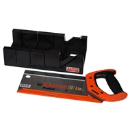 Bahco Mitre Box with Saw