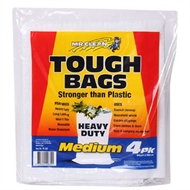 Mr Clean Medium Tough Garbage Bags  4 Pk