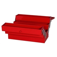 Craftright 460mm Red Tool Box with 5 Trays