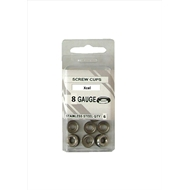 Xcel Cup Washer  8 Gauge Stainless Steel 6pk