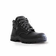 Bata Saturn Steel Cap Boot - Size 6