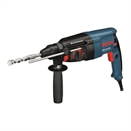 Bosch Blue 800W Professional Corded Rotary Drill With 6 Piece Accessory Kit