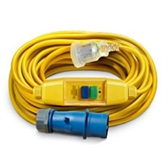 HPM 10m RCD Camping Extension Lead Extra Heavy Duty