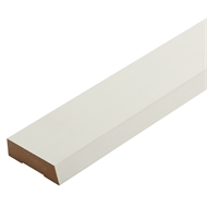 60 x 18mm 2.7m Silktrim Pre Primed High Moisture Resistant MDF Single Bevel Arch