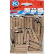 PG Professional Dowel Fluted  8mm  50pk