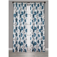 Home Style 1.5 - 2.3 x 1.6m Adele Thermal Curtain