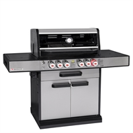 Matador Titan 4 Burner Hooded BBQ with Side Burner