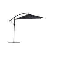 Marquee 3m Charcoal Round Cantilever Umbrella