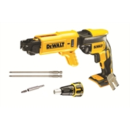 DeWALT 18V XR Brushless Collated Drywall Screwdriver - Skin Only