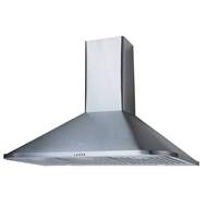 Everdure 900mm Stainless Steel Curved Edge Rangehood