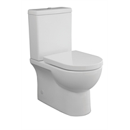 Stein WELS 4 Star 4.5-3L/min Wall Faced Infinity Toilet Suite