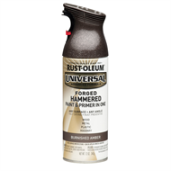 Rust-Oleum 340g Burnished Amber Universal Forged Hammered Spray Paint