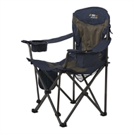 Oztrail Hercules Steel Folding Camp Chair