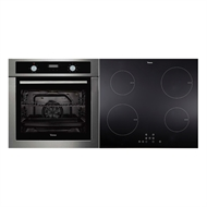 Parmco Oven And Hob Induction Combo