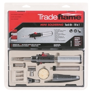 Tradeflame 10 In 1 Mini Soldering Torch Kit
