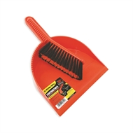 Raven Commercial Brush And Pan Set