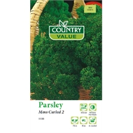 Country Value Seed Parsley Moss Curled