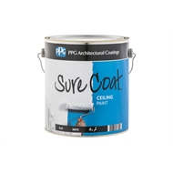 PPG Sure Coat 4L White Ceiling Paint