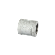 Kinetic Round Equal Socket 15mm Galvanised