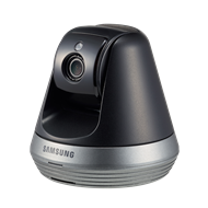 Samsung SmartCam Motorized Pan and Tilt Network Home Security Camera