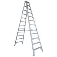 Indalex 3.6m Pro Series Double Sided Step Ladder