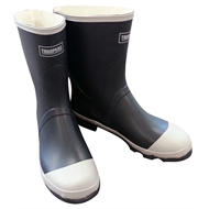 Troopers Size 8 Grey Mens Rubber Gumboots