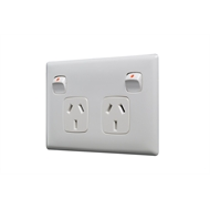 Deta 10amp White 5 Outlet Powerpoint Bunnings Warehouse