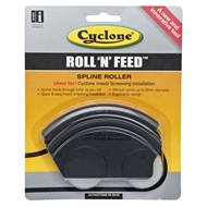 Cyclone Roll N Feed Spline Roller