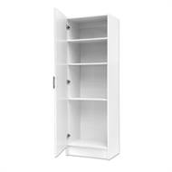 Bedford 600mm 1 Door Tall HMR Slimline Cabinet