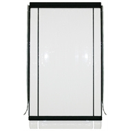 Windoware 90 x 240cm Clear Bistro Blind