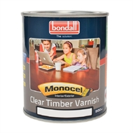 Bondall Monocel Timber Varnish 500ml Satin