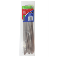 Crescent 300 x 4.8mm Outdoor Cable Tie - 25 Pack