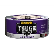 3M Tough Duct Tape 48mmx 18.2m No Residue