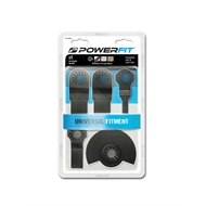 PowerFit Cutting & Sawing Set 5pc