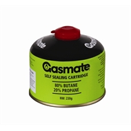 Gasmate Butane Screw Type Canister 230gm
