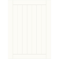 Kaboodle Kitset 900x900mm Corner Base Door Set Country Antique White