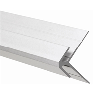 Aquapanel Stellar Illumina Aluminium External Corner Jointer