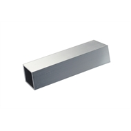 Metal Mate 25.4 x 25.4 x 1.2mm x 1m Aluminium Square Tube