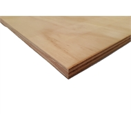 2400 x 1200 x 7mm Non Structural Treated H3.2 Plywood