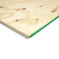 3000 x 1200mm 17mm Tongue & Groove Untreated DD J-Ply Plyroof