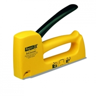 Rapid Handy Plastic Staple Gun Yellow/Black