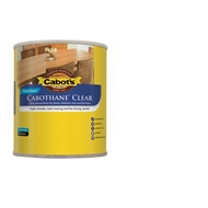 Cabot's Cabothane Clear Water Based Gloss 250ml Clear