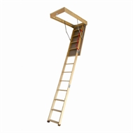 Rhino 2.7m Wooden Attic Ladder