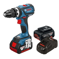 Bosch Blue Brushless Hammer Drill Kit