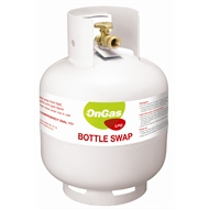 OnGas 9kg LPG Gas Bottle Swap