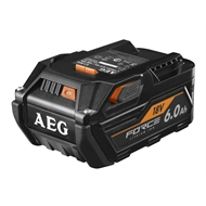 AEG 18V 6.0Ah Fusion Hedge Trimmer Kit