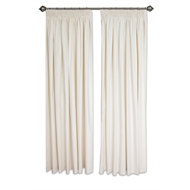 Homebase 1.5 - 2.3 x 2.05m Calico Thermal Curtain
